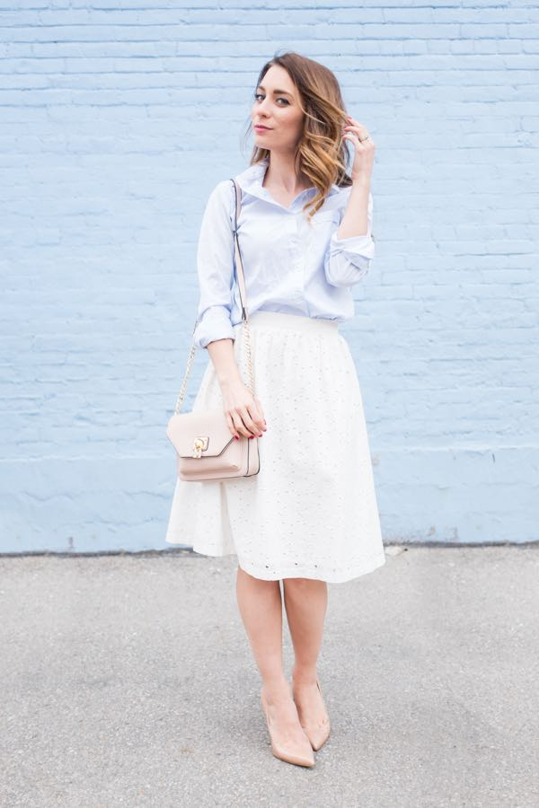 Style Tips for Date Night - Pastel